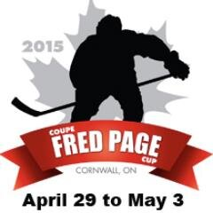 2015 Fred Page Cup