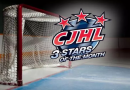 Evans, Tibbo & Couture Named CJHL January Players of the Month