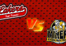 Miners Hand the Lakers a Loss in SIJHL Action in Fort Frances