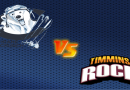 NOJHL Crunch Down 3-1 in East Division Semi-Final to Rock