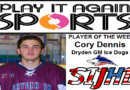 Dryden's Cory Dennis Named SIJHL Player of the Week