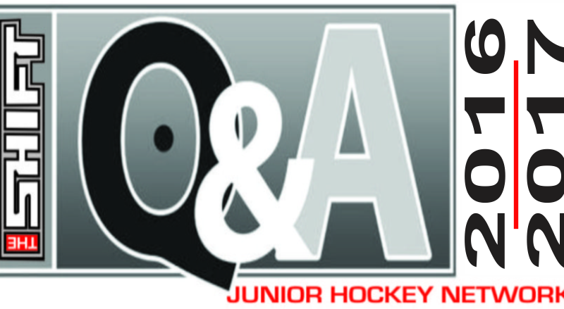 JHN's 'The Shift Q & A' with GMHL Renegade Matt Castelli