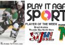 North Stars' Arabia Named SIJHL Week 11 Star