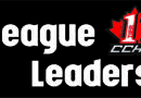 CCHL League Leaders: March 20th