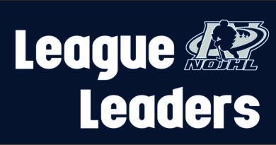 NOJHL League Leaders: January 17th