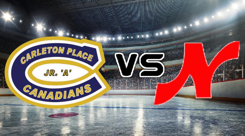 Canadians vs Raiders
