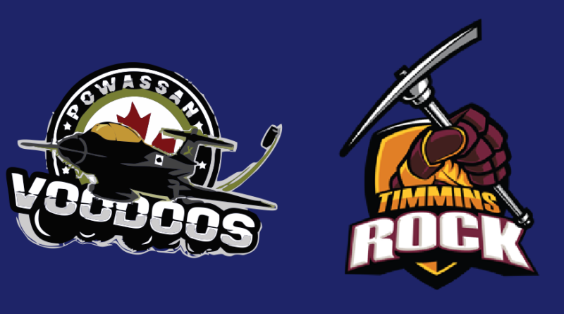 Rock vs Voodoos