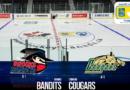 OJHL Cougar Minerva Sinks OT Winner to Win National Championship