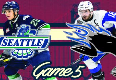 QMJHL Sea Dogs Shutout WHL Thunderbirds to Advance to Semi-Final