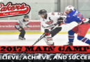 BELIEVE, ACHIEVE, AND SUCCEED, Come to SIJHL Laker Main Camp