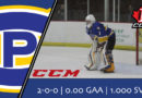 CCHL Canadian Jeremie Forget Names Week Six Star