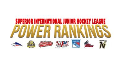 SIJHL Week Four Power Rankings
