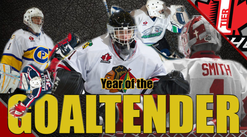 2017-18: The Year of the Goaltender in CCHL