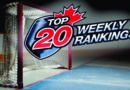 Canadians, Norskies, Senators, Voodoos, Ice Dogs Among CJHL Top 20 (01.29.18)