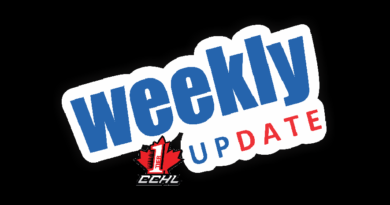 CCHL Week Fourteen League Leaders