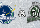 Whalers Hand Spartans an Exhibition Loss at 2017 GMHL Showcase