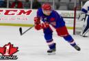 Rockland National Forward LeBlanc Named CCHL Week 17 Star