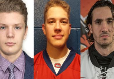 Kelly, Liinamaa, Lavergne Named NOJHL Week 17 Stars