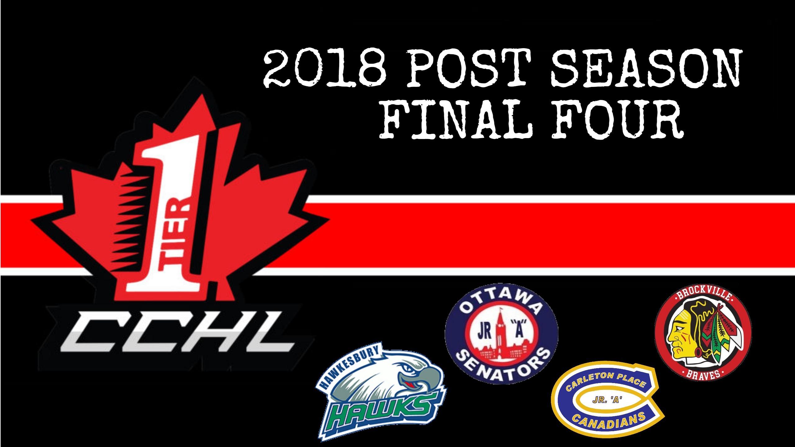 Central Canada Hockey League 2018 Final Four Preview