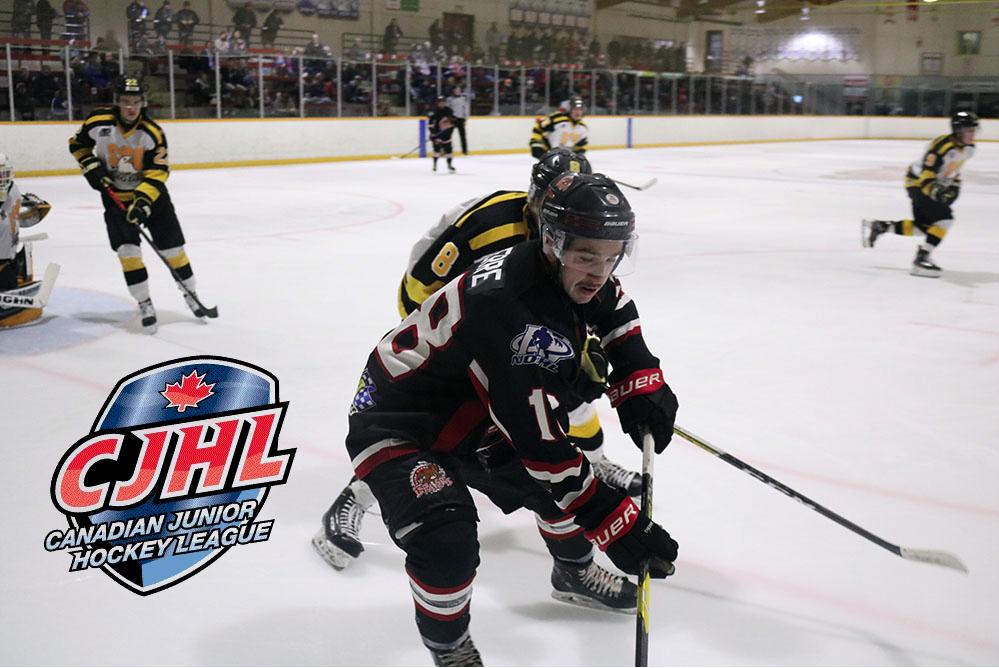 NOJHL Blind River Beaver Caleb Serre named CJHL's 3rd Star for ...